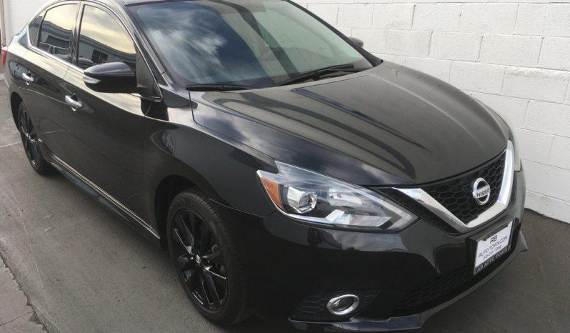2017 Nissan Sentra SR full