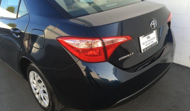 2017 Toyota Corolla LE full
