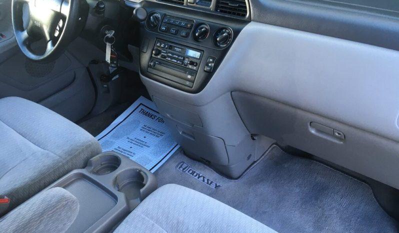 2002 Honda Odyssey LX full