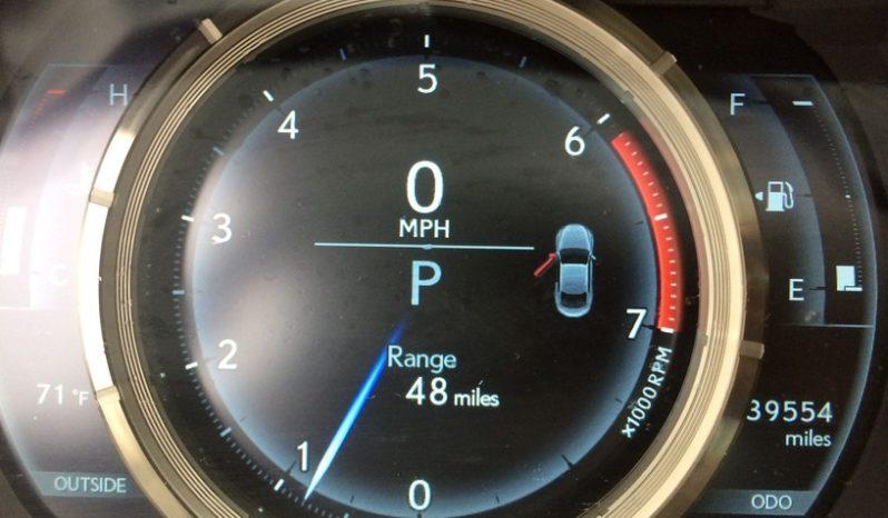 2016 Lexus RC 200t F-Sport full